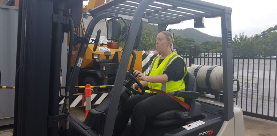Image result for forklift licence cairns